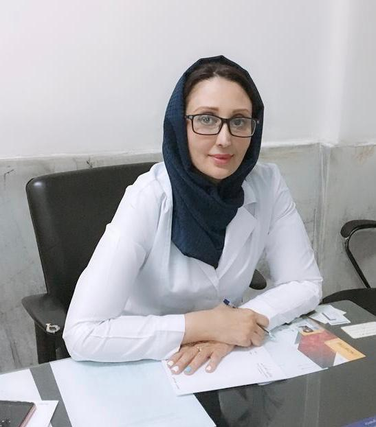 خانم دکتر شیرین قاضی